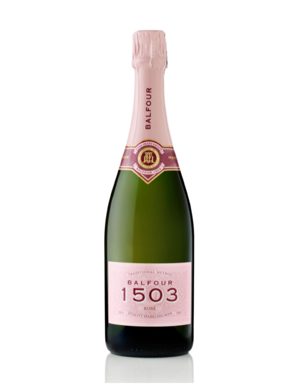 Hush Heath Balfour 1503 Rosé