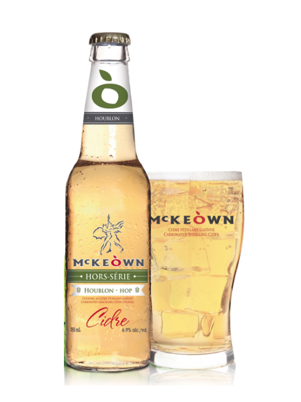 McKeown Hopped Cider