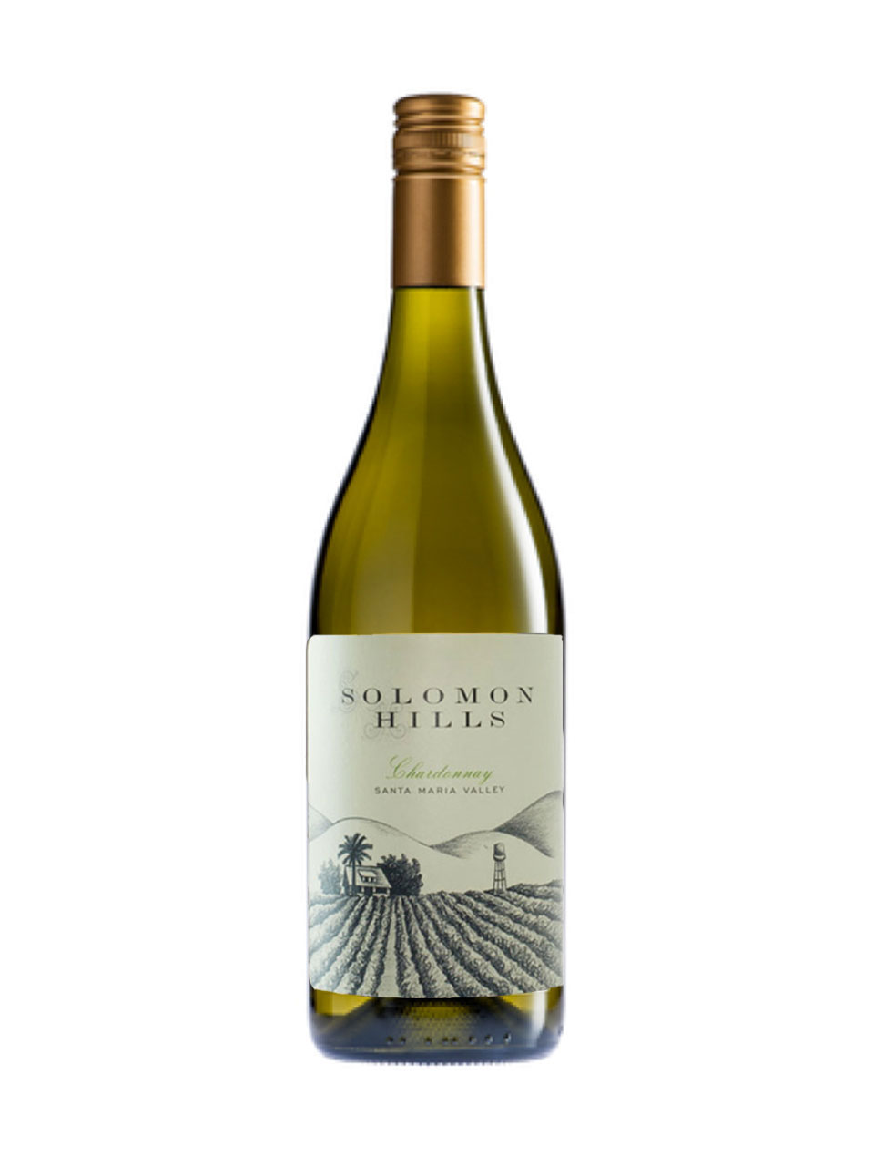 Solomon Hills Vineyards Chardonnay 2013