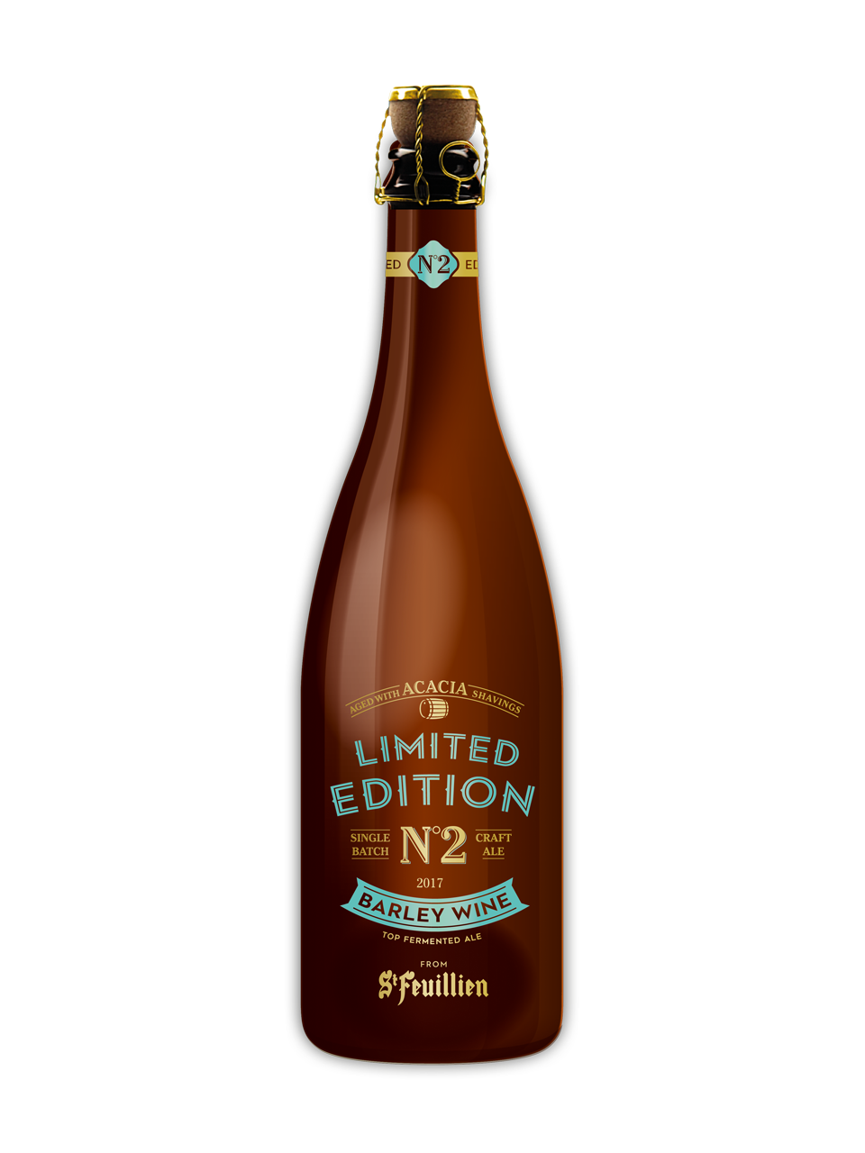 St. Feuillien Limited Edition Barley Wine